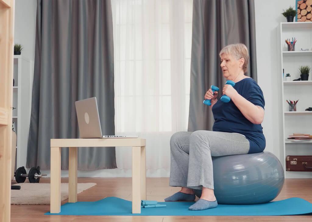 Zobacz jak działa Neuroforma - program do domowej rehabilitacji